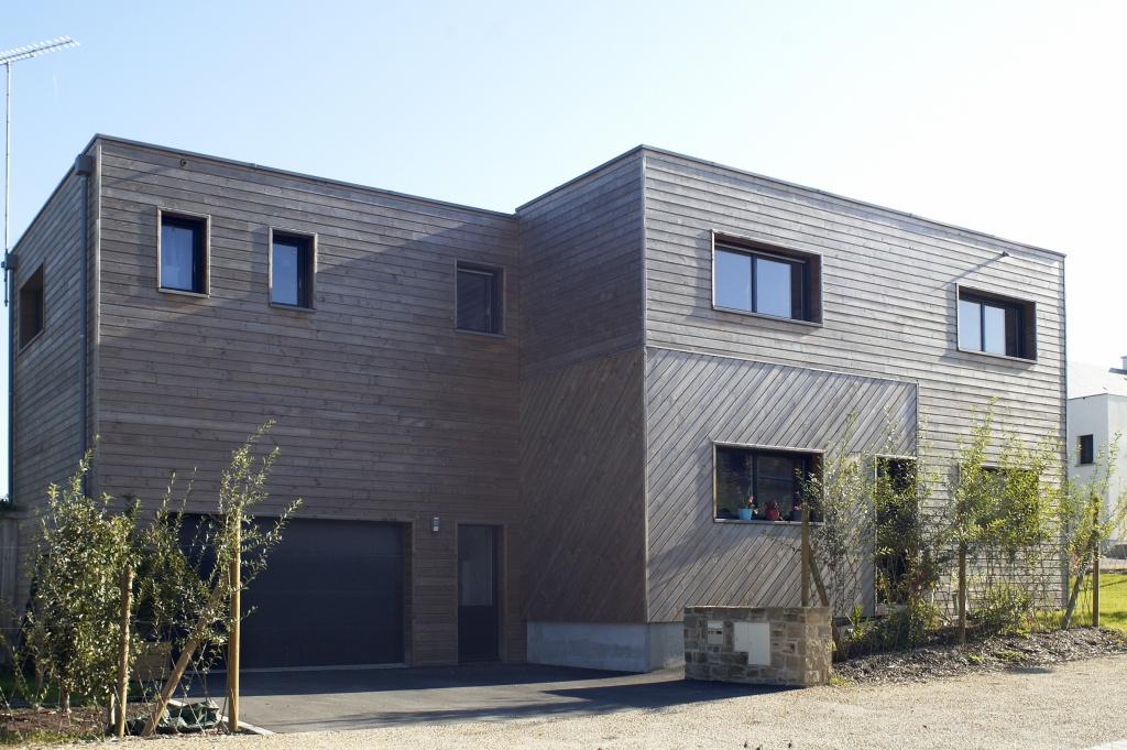Lentreprise  Exemple de maison  ISOLA Maisons bois