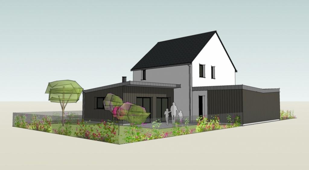Maison Bois Clef En Main ~ Catodon com Obtenez des idées de design intéressantes en utilisant  # Maison En Bois Clef En Main